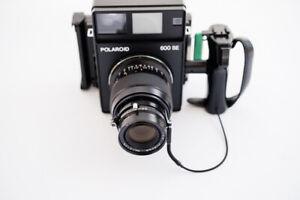 Polaroid 600 SE / Mamiya