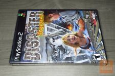 Disaster Report (PlayStation 2, PS2 2003) FACTORY SEALED! - RARE! - EX!