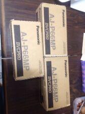 LOT OF 30  PANASONIC DVCPRO 66M  AJ-P66MP