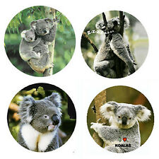 Koala Magnets-A 4 Krazy Koala Magnets 4 your home or collection-Great Gift
