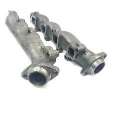 New L+R Pair Exhaust Manifolds 03-2008 5.7L Hemi Dodge Ram 1500 2500 3500