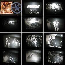 Super 8mm  Film-Die Gefürchteten Vier-B.Lancaster-C.Cardinale-Revue s/w Tonfilm