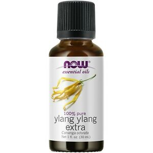 NOW Foods Ylang Ylang Oil 1 oz FREE SHIPPING. MADE IN USA. FRESH