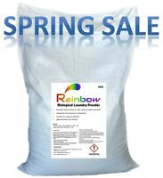 SALE!! - 3x10kg Biological Washing Powder - FREE EXPRESS DELIVERY