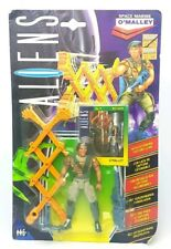 Vintage ☆ ALIENS O'MALLEY Action Figure ☆ Sealed Carded Kenner 90s Original Euro