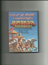 Mahabharat DVD VOL 13 EPISODES 73-78 SUBTITLES IN Hindi English, French, Spanish