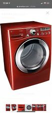 27� Front Load Electric Dryer Lg SteamDryer Series Dlex2650R 00004000
