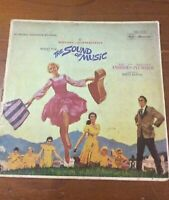 Rodgers and Hammerstein's - The Sound Of Music Vinyl Stereo LOC-2005 RCA