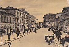 # PORTOCIVITANOVA: CORSO UMBERTO I  1953