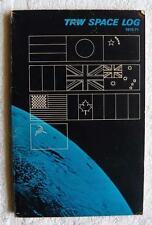 TRW Space Log 1970-71 Volume 10 Paperback GUC