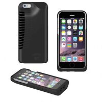 Apple iPhone 6/6S Rugged Case Audio Boost System With Screen Protector Black