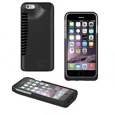Apple iPhone 6/6S Rugged Case Triple Density Shell with Audio Boost System Black