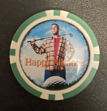 HAPPY GILMORE (ADAM SANDLER)  - POKER CHIP - BALL MARKER **FREE S/H**