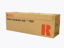 (2022,  2027,  2032,  3025 ) 411018 Genuine  Ricoh Drum Unit Type 1027 Black