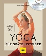 Yoga für Späteinsteiger (mit DVD) - Willem Wittstamm - 9783833868641 PORTOFREI