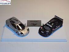TSM Model 1/43 TSM14SS2 McLaren F1/ F1 GTR Two Car Set Signed Gordon Murray