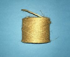 285' Feet Natural 1Ply Jute Twine String Rope Bird Parrot Toy Craft Set of 6