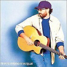Ni Es Lo Mismo Ni es Igual von Guerra,Juan Luis | CD | Zustand gut