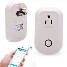 Wireless WiFi Automation Home Office Security Remote Control Switch Power Socket