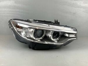 Complete! 14 15 16 17 BMW 4 Series Right Passenger Xenon HID AFS Headlight OEM