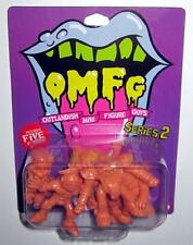 OMFG SERIES 2 ORIGINAL EDITION OCTOBER TOYS MINI FIGURES SET OF 5