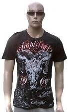 Amplified saint&sinners D' RAM Rock Star Vintage Estrás Costura Out M 50