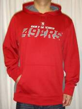 San Francisco 49ers NFL Mens Therma Base Performance Pullover Hoodie Large 00c021d3a