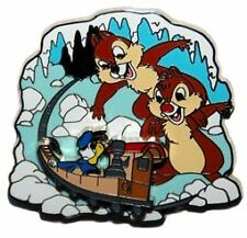 Disney Expedition Chip and Dale Donald Duck Duck Pin