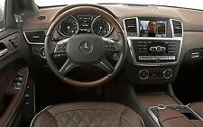 Mercedes-Benz GL-Class X166 2012 - 2015 Video In Motion TV FREE DVD