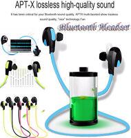 H7 Wireless Bluetooth Headset Sport Stereo Headphone Handfree Earphone Earbuds