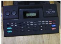 Yamaha RX-8 RX8 Drum Machine Circuit Bent Rhythm Synth w/Tracking Number F/S (2)