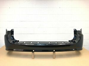 2011-2019 oem dodge grand caravan rear bumper cover with 4 sensor holes #1