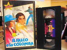 IL FALCO E LA COLOMBA ( FABIO TESTI - LARA WENDEL )# RARA VHS - STARDUST #