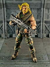 "Custom 6"", 1:12 SCALE ""G.I. JOE ""CLASSIFIED"": ""ROCK N' ROLL"" Action Figure"