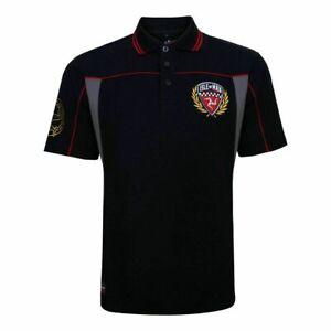 Isle Of Man TT Official Polo Shirt Superbike MotoGP Racing