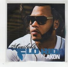(FV960) Flo Rida ft Akon, Available - 2009 DJ CD