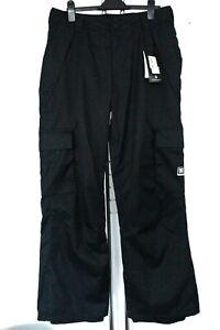 DC Banshee Mens Snow Pants Black UK Size M