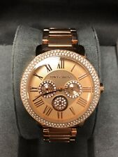 Vince Camuto Crystal Accent Multifunction Watch 41mm