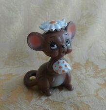 Vintage Josef Originals Japan Brown Bear Figurine