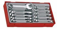 Teng Tools TT6010M Set De 10 Métrique Stubby / Midget Clé 10-19mm