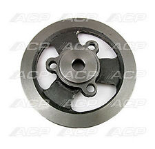 65-67 Mustang Crankshaft Pulley w/AC or PS, 6 Cylinder 200, 1G Bolt-on - ACP