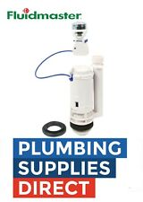 "Fluidmaster PRO550UK Cable Push Button Dual Flush Valve 1 1/2""  2"" Cistern Spare"