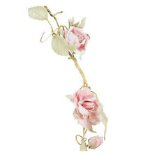 ose Garland Light Pink 6ft Flower - Wedding Chic Decoration Paper