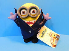 Dispicable Me Minions Gone Batty Plush Minion New!