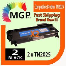 2x Compatible Toner TN2025 for Brother MFC 7220 7420 7820 HL 2040 2070N Printer