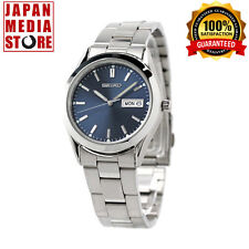 Seiko SPIRIT  SCDC037 Elegant Men's Watch STAINLESS STEEL - 100% GENUINE JAPAN