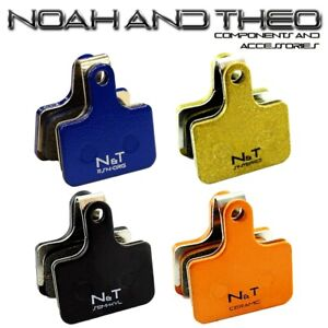 NT-BP036 Disc Brake Pads compatible with Shimano replacements K03Ti L02A L03A