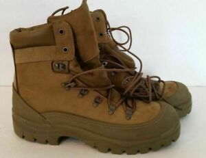 BELLEVILLE US MILITARY ISSUE MOUNTAIN COMBAT HIKER BOOTS Size 8.5 R