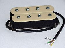 Schaller Bass Humbucker No. 232 cremfarben, ohne Gehäuse hergestellt ca. 1995