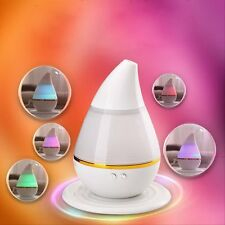 7 Color LED USB Essential Oil Ultrasonic Air Humidifier Aroma Therapy Diffuser